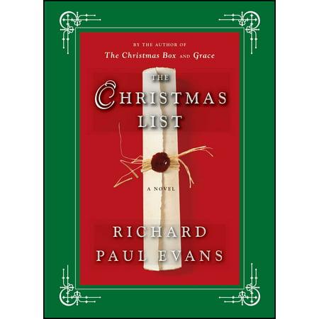 The Christmas List : A Novel