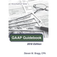 GAAP Guidebook : 2018 Edition