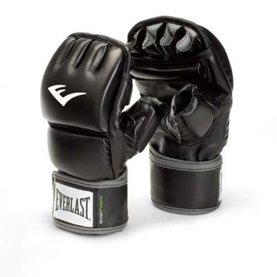 Everlast Wrist Wrap Heavy Bag Gloves Small/ (Power Wrist Wrap Performance Gloves)