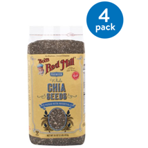Nuts & Seeds: Bob's Red Mill Chia Seeds