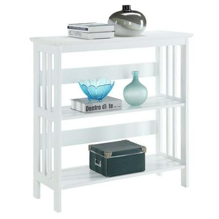 Scranton & Co 2 Shelf Bookcase in White - image 2 of 3