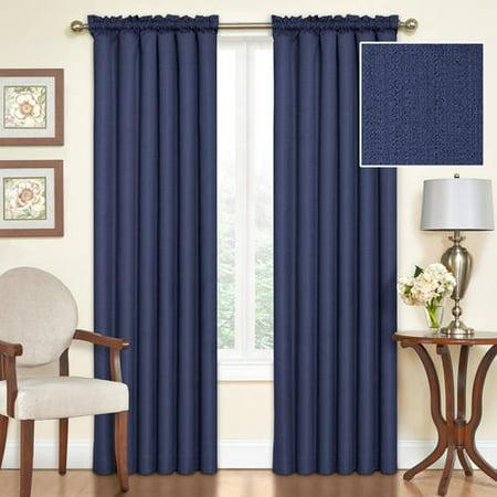 Curtains Ideas curtains eclipse : Eclipse Samara Blackout Energy-Efficient Thermal Curtain Panel ...