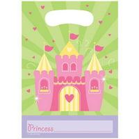 Fairytale Princess Loot Bags 8 Per Pack, Fast shipping,Brand Scotch-Brite
