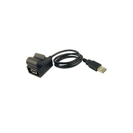 OEM Verizon Universal USB Modem Extender USBCRDCAB1 (Black) (Bulk