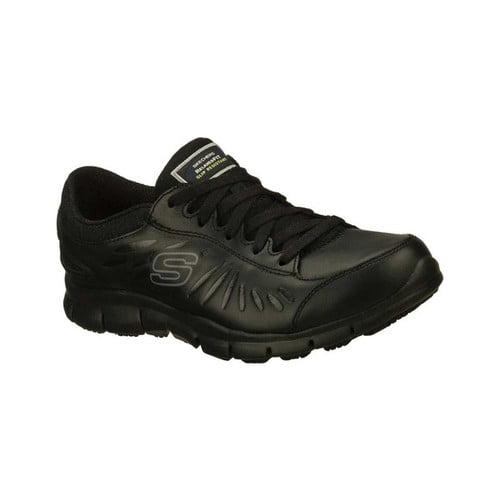 Eldred Slip Resistant Leather Soft
