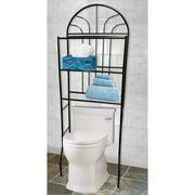 shelves for bathroom. Home Basics 3 Shelf Bathroom Space Saver Shelves  Walmart com