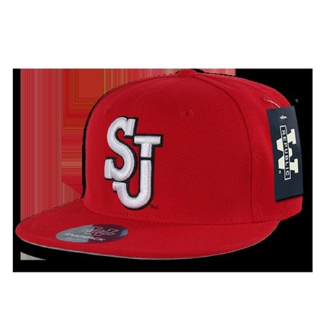 W Republic Freshman Fitted St Johns, Red - Size 6.88 - image 1 de 1