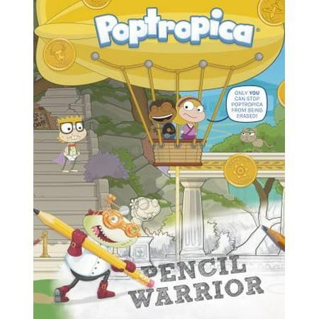 Pencil Warrior  Poptropica