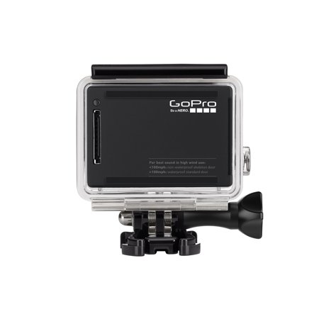 Refurbished GoPro Hero 4 Black Edition Action Camera Waterproof 4K 12MP (Best Settings For Gopro Hero 4 Photos)