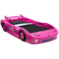 Disney Minnie Mouse Car Twin Bed by Delta Children