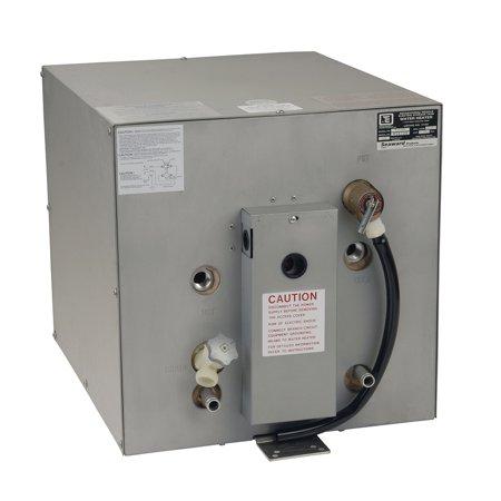 Whale Marine F1150 Whale Seaward 11 Gallon Hot Water Heater W/front Heat Exchanger - Galvanized Steel - 240v - 1500w