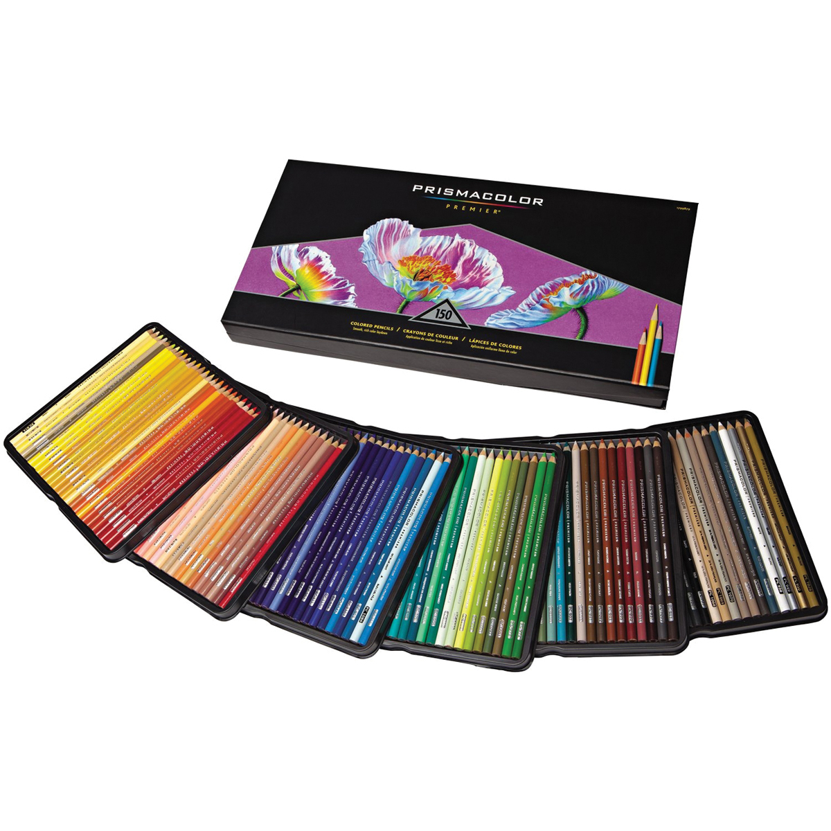 Prismacolor Premier Colored Art Pencil Set, 150 Count