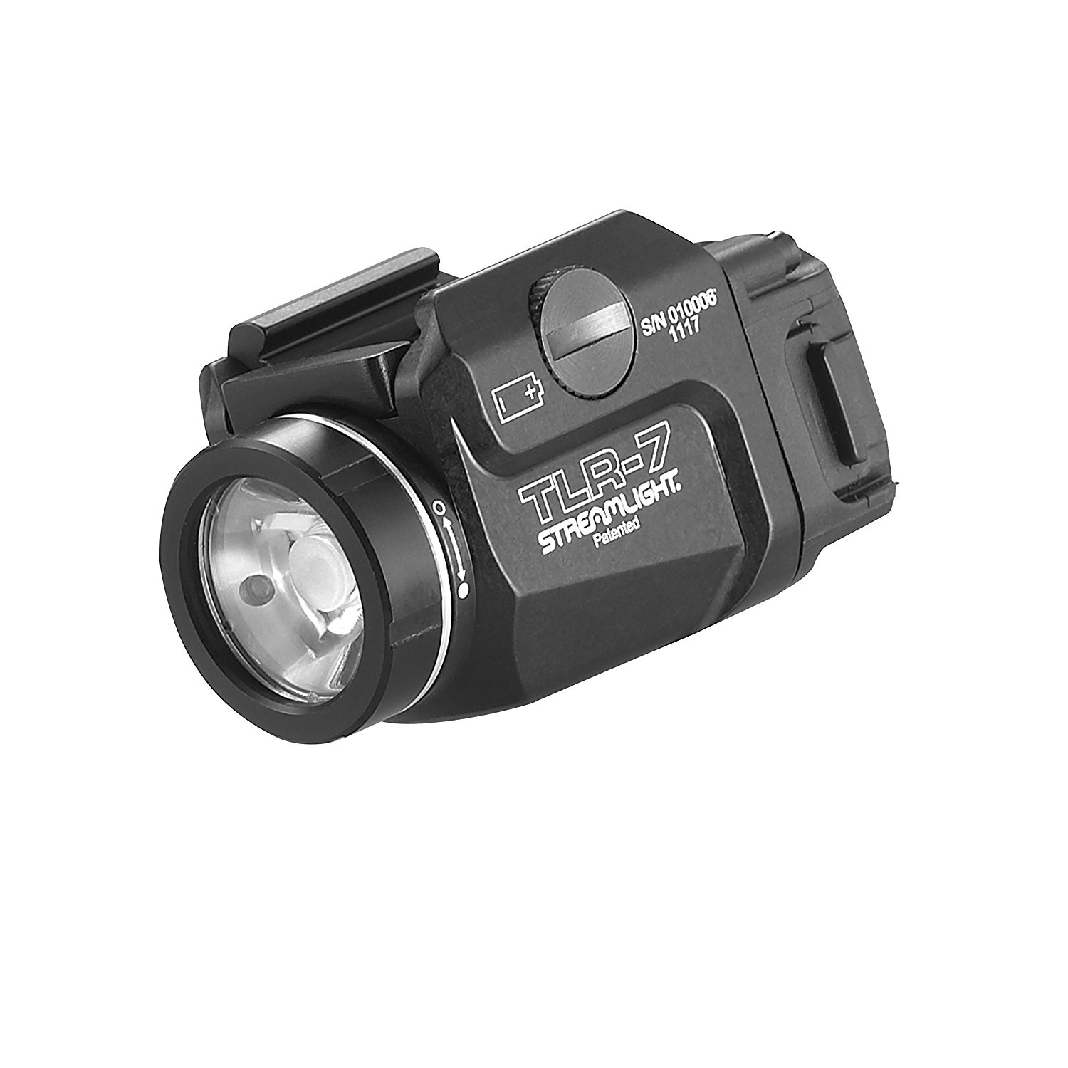 Streamlight TLR-7 Tactical Weapon Light 500 Lumens Black 69420 by Streamlight