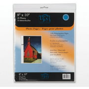 """Pinnacle Frames Magnetic Refill Pages for 8"""" x 10"""" Photos"""