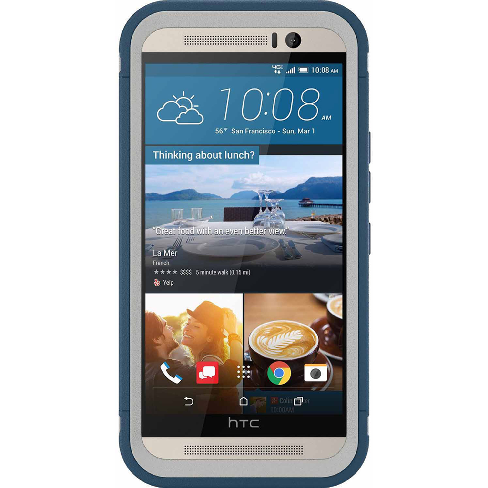 OtterBox Defender Series Case for HTC ONE M9