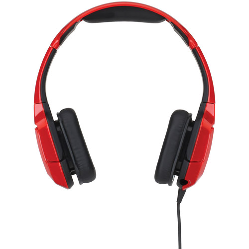 Mad Catz Kunai Gaming Universal Headset, Red