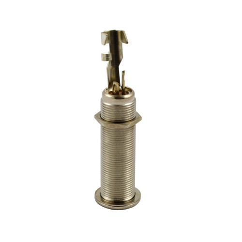 Allparts Switchcraft Stereo Long Threaded Jack by Allparts