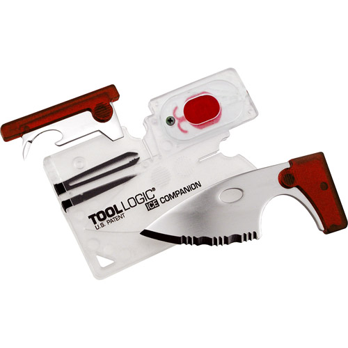 Tool Logic ICE Lite I with LED Light, Translucent
