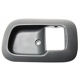 TOYOTA SIENNA 98-03 FRONT DOOR HANDLE LH, Inside, Bezel, GREY, By TLN Auto Parts from USA