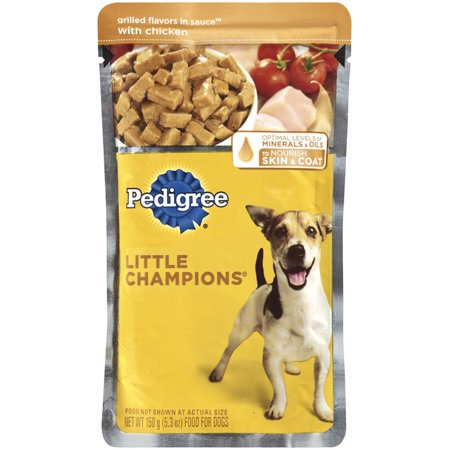 What Is Comparable To Pedigree Dog Food