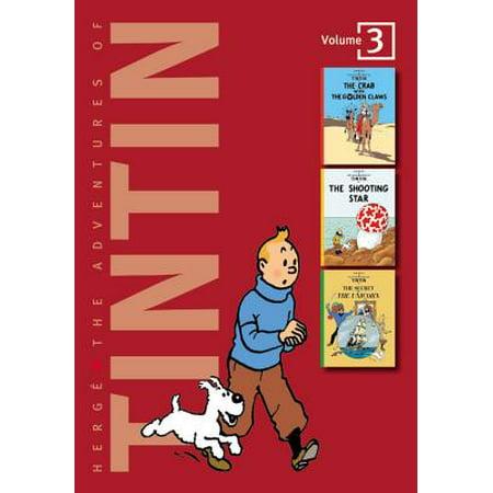 The Adventures of Tintin: Volume 3 ()