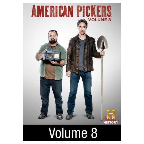 American Pickers: Volume 8 (2014)