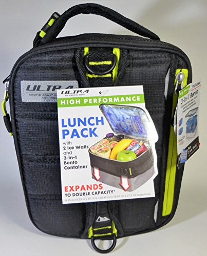 California Innovations Expandable Lunch Pack Ultra Arctic...