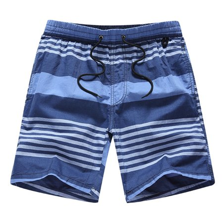 Tailored Fashion Men Casual Wide Printed Beach Casual Men Short Trouser Shorts Pants Open Wide Mens Shorts
