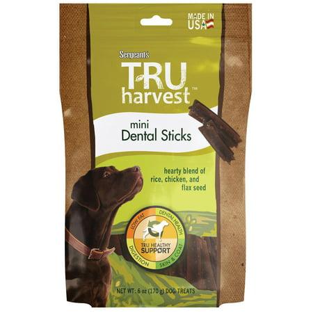 Tru Harvest 2 Packs Dental Stick Th Mini