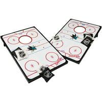 Wild Sports NHL San Jose Sharks 2x3 Field Tailgate Toss