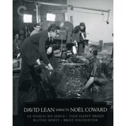David Lean Directs Noel Coward (Criterion Collection) (Blu-ray)