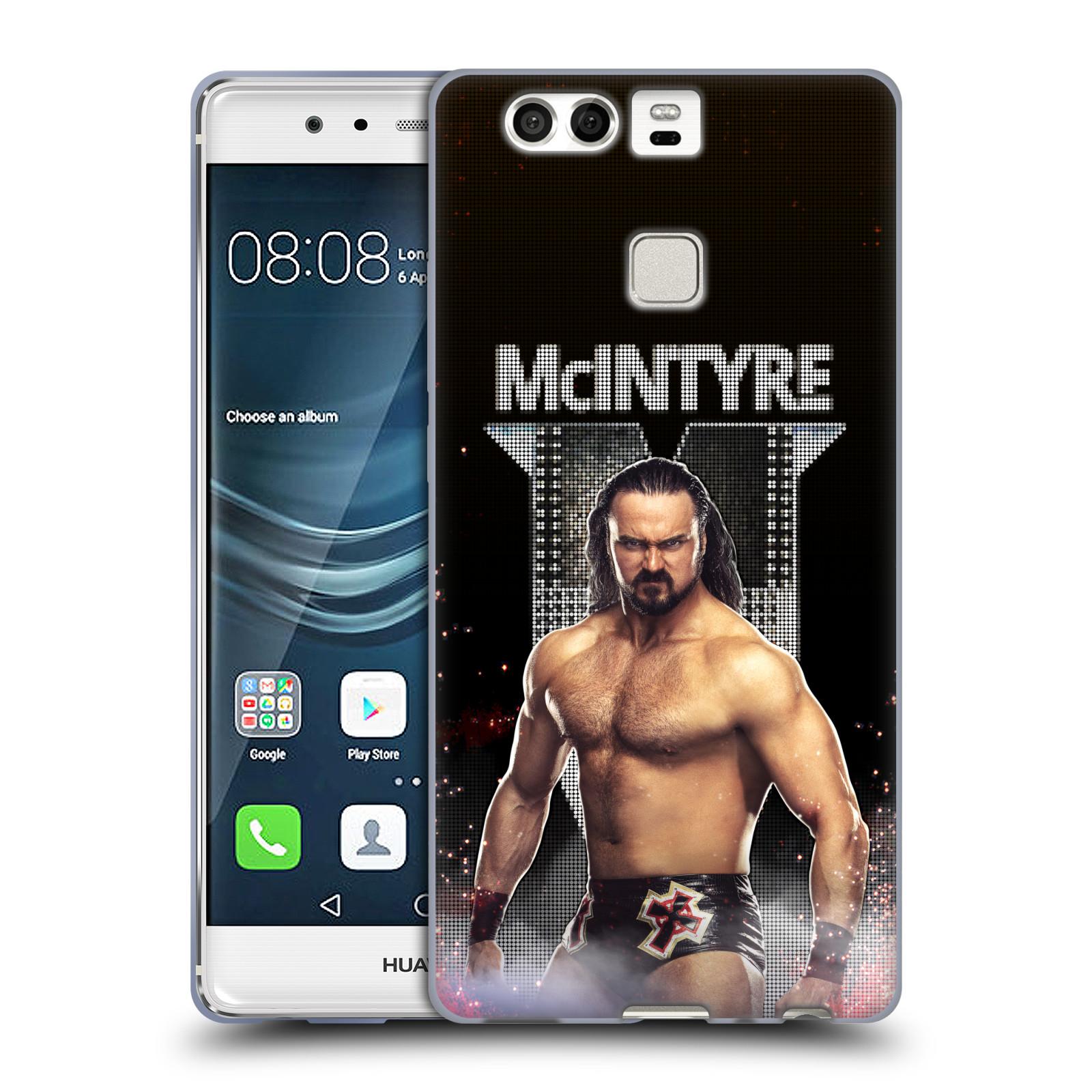 OFFICIAL WWE DREW MCINTYRE SOFT GEL CASE FOR HUAWEI PHONES
