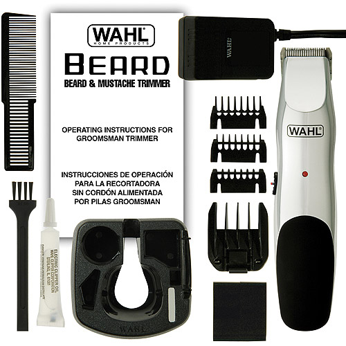 Wahl Groosman Beard and Moustache Trimmer