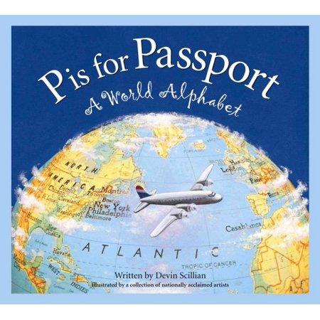 P Is for Passport](Kids Passports)