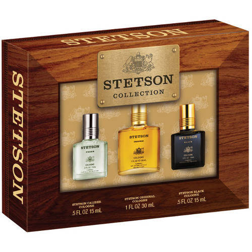 Stetson Collection Fragrance Gift Set, 3 pc
