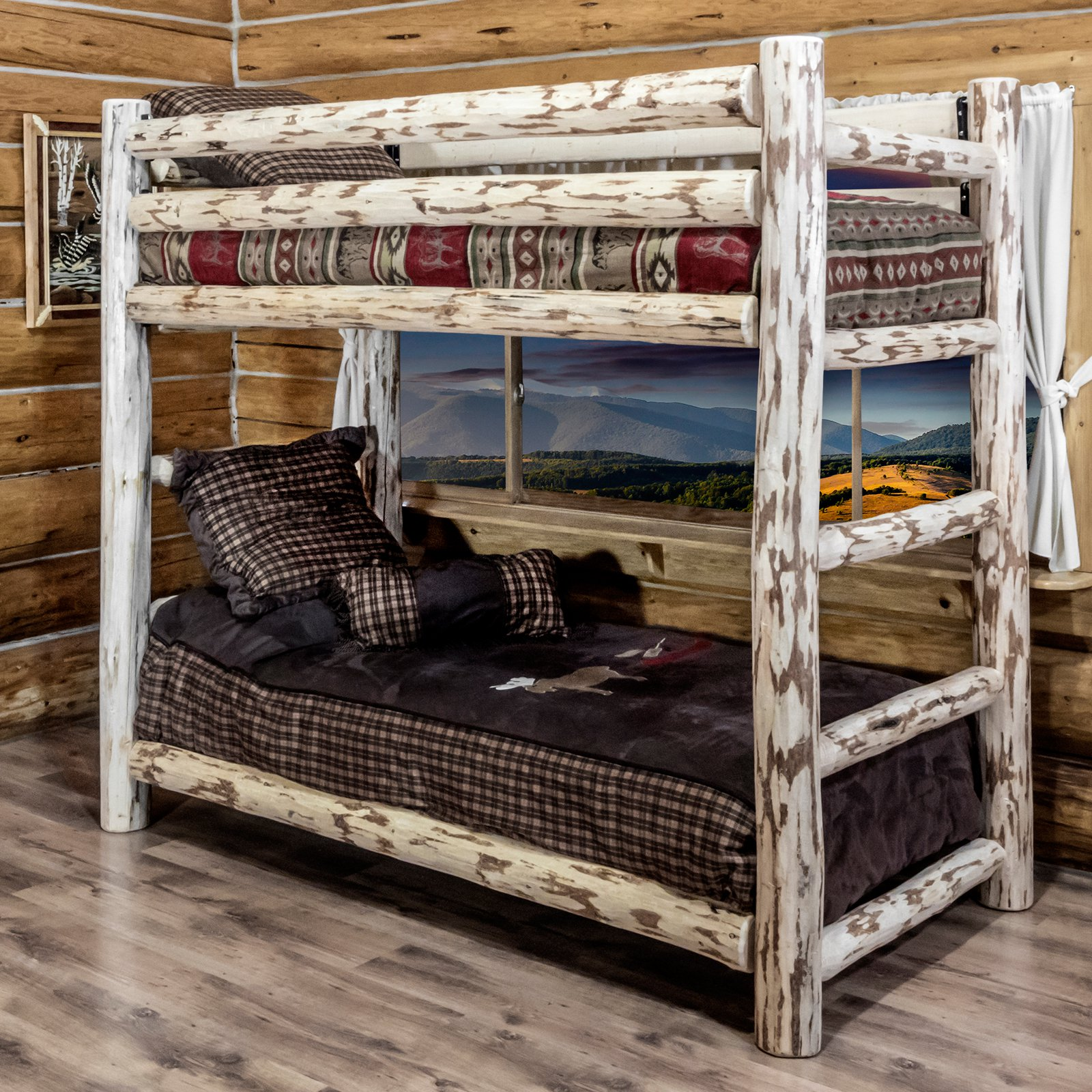 Montana Woodworks Montana Twin Over Twin Bunk Bed