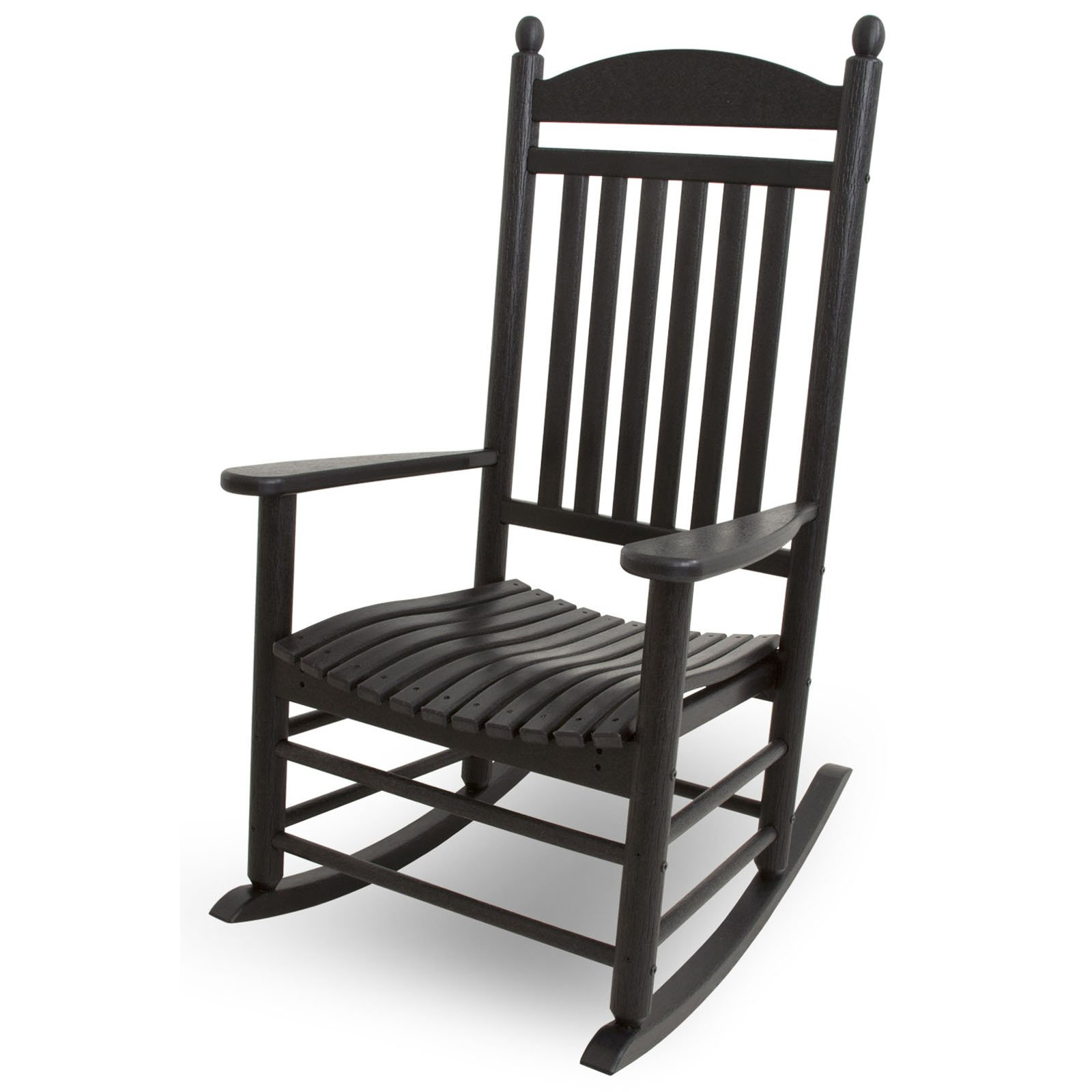 POLYWOOD® Jefferson Recycled Plastic Rocking Chair