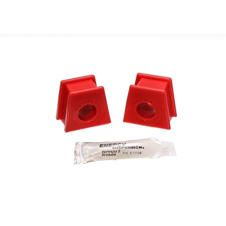 Energy Suspension 77-80 MG MGB Red Rear 11/16in Sway Bar Bushing covid 19 (Mgb Rear Axle coronavirus)