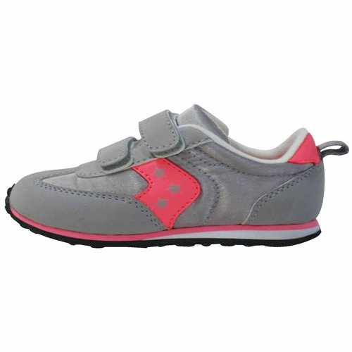 danskin now athletic shoes gray pink