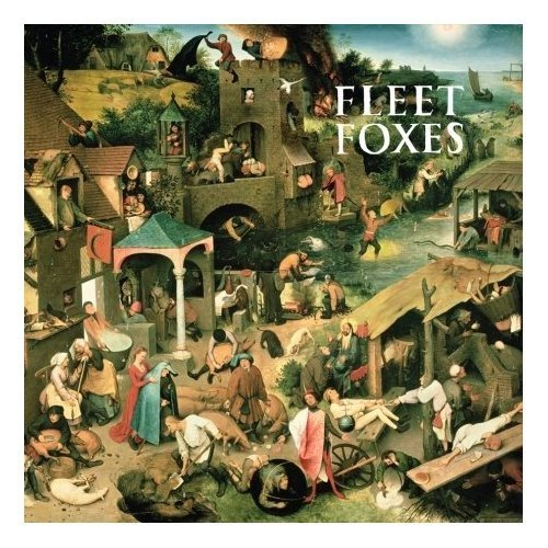 Fleet Foxes (Vinyl)