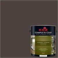 Black Cherry, KILZ COMPLETE COAT Interior/Exterior Paint & Primer in One, #LM110