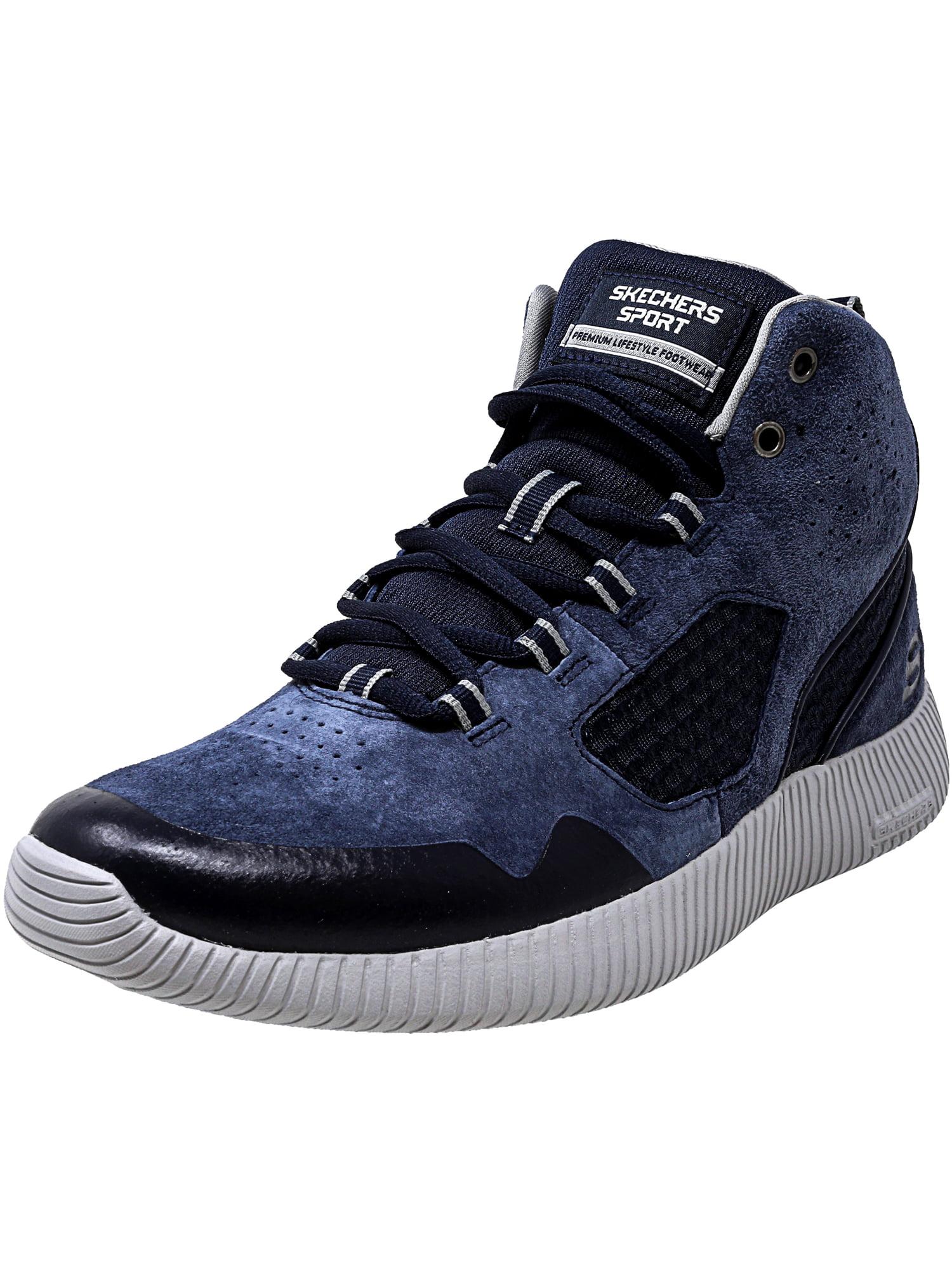Skechers Men's Depth Charge - Drango High-Top Fashion Sneaker