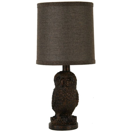 Better homes and gardens owl table lamp with shade walmart better homes and gardens owl table lamp with shade aloadofball Gallery