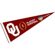 "Oklahoma Sooners College Football Playoff 12"" X 30"" Felt College Pennant"