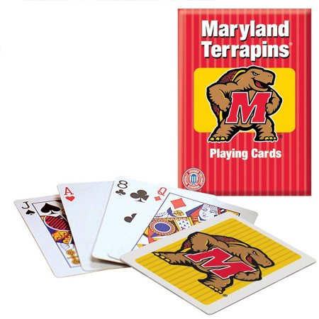 - Officially Licensed NCAA Maryland Playing Cards