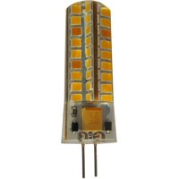 Multipack of THREE (3) of LED G4 (Eq. to 40W Halogen) Waterproof Dimmable 12V AC / DC