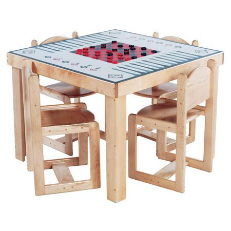 Game Table For Kids Preschool Walmart Com