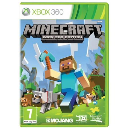 Big W Minecraft (Mojang minecraft (xbox 360))
