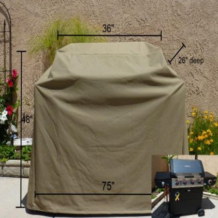 """Formosa Covers BBQ grill cover up to 75"""""""