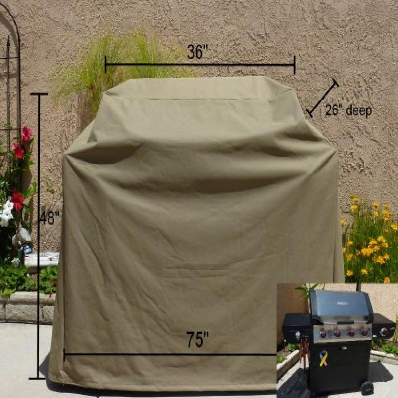 Formosa Covers BBQ grill cover up to 75""